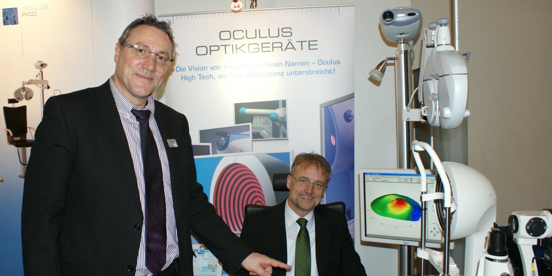 Oculus Plus Kapseln Von Wolfgang Buhr
